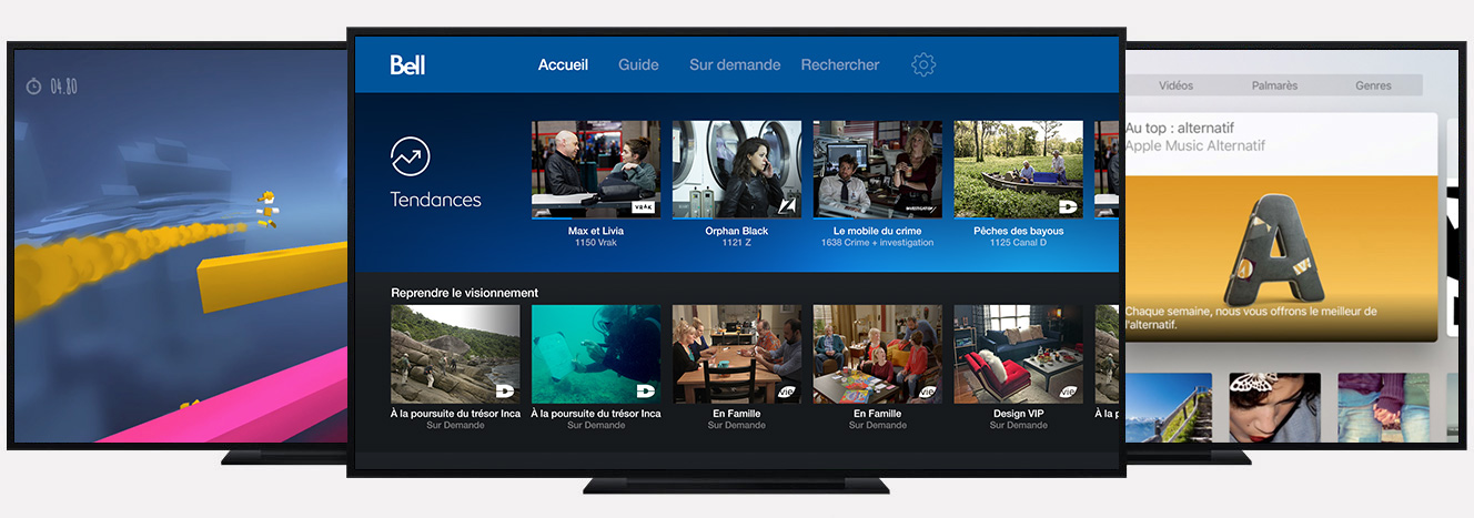 Bell satellite tv guide online.
