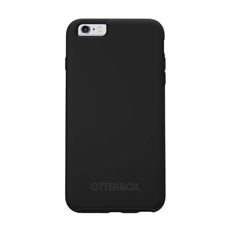 OtterBox Symmetry case (black) for iPhone 6/6s