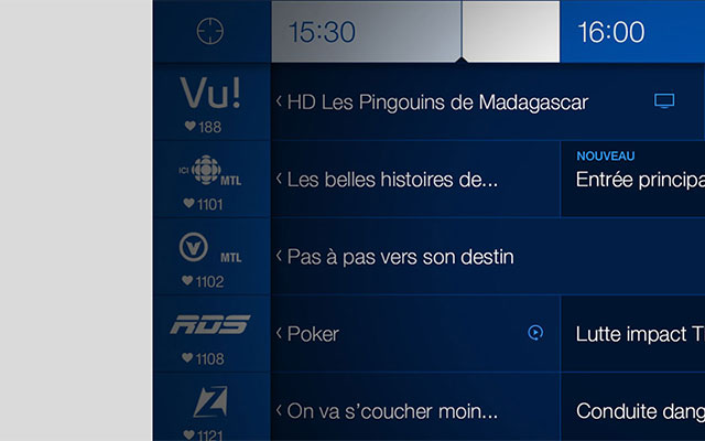 how to get bell fibe on apple tv