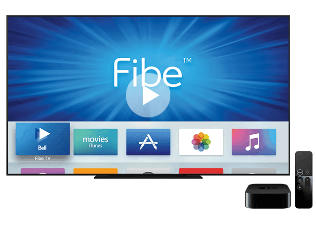 Apple TV | Fibe TV | Bell Canada