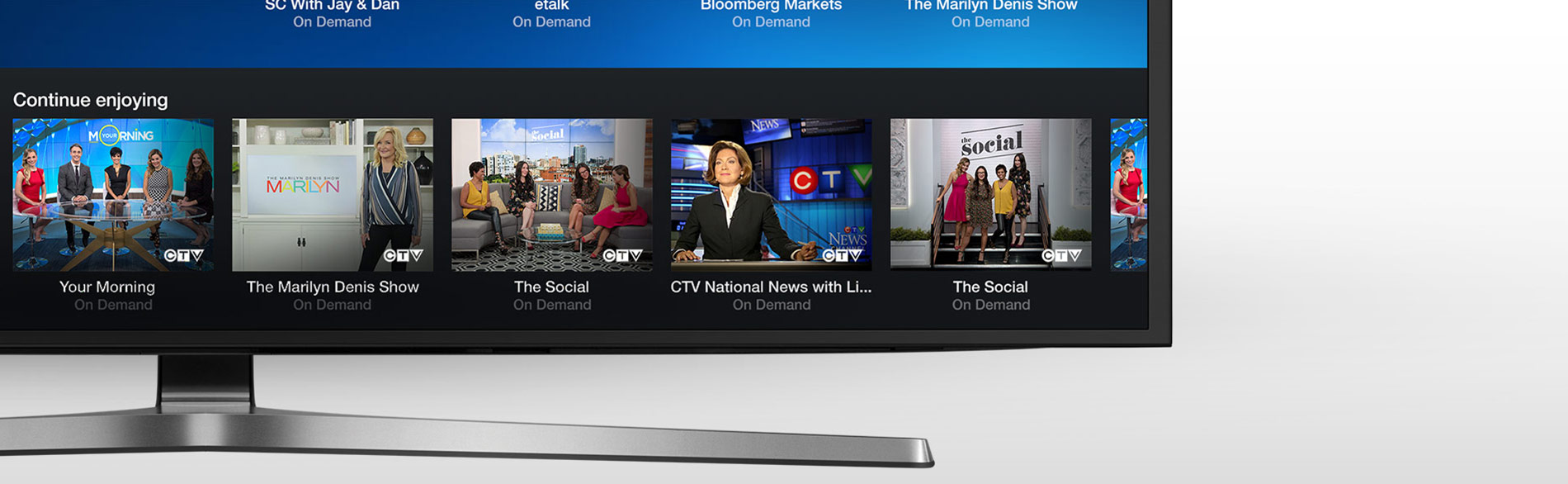 Bell TV App | Mobile Apps | Bell Canada