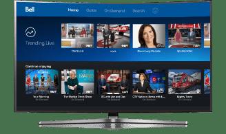 Apple Tv Fibe Tv Bell Canada - Imagez co