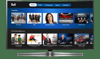 Fibe TV app | Fibe TV | Bell Canada