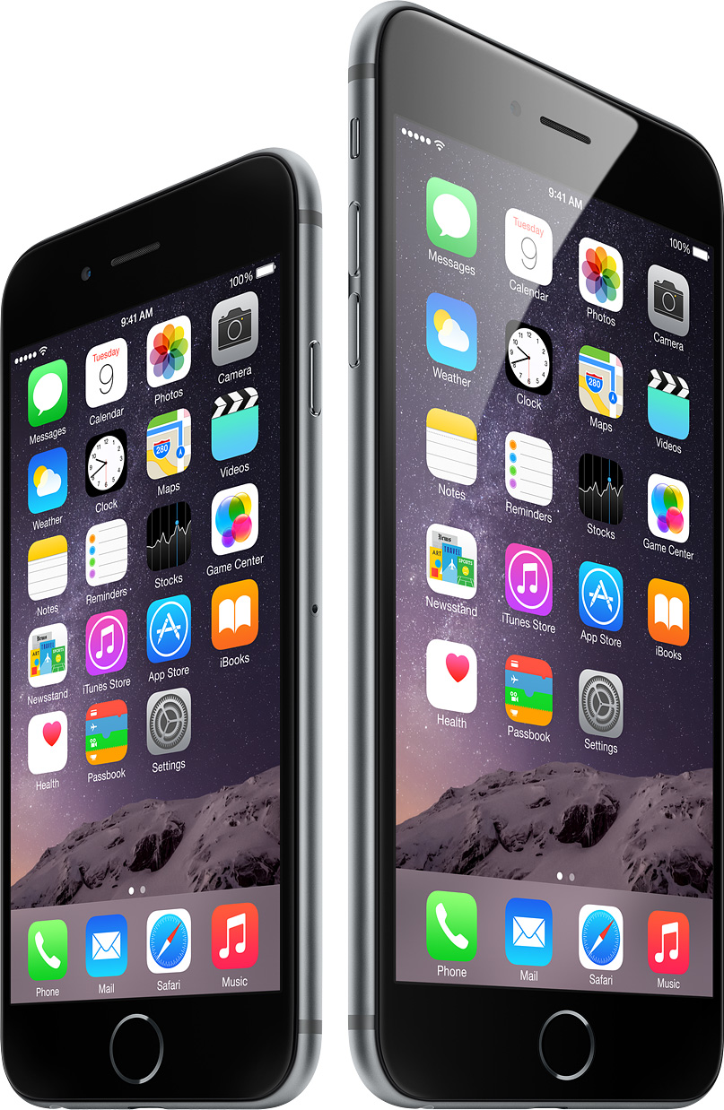 Iphone 6 from apple at bell mobility bell canada for Bureauhouder iphone 6