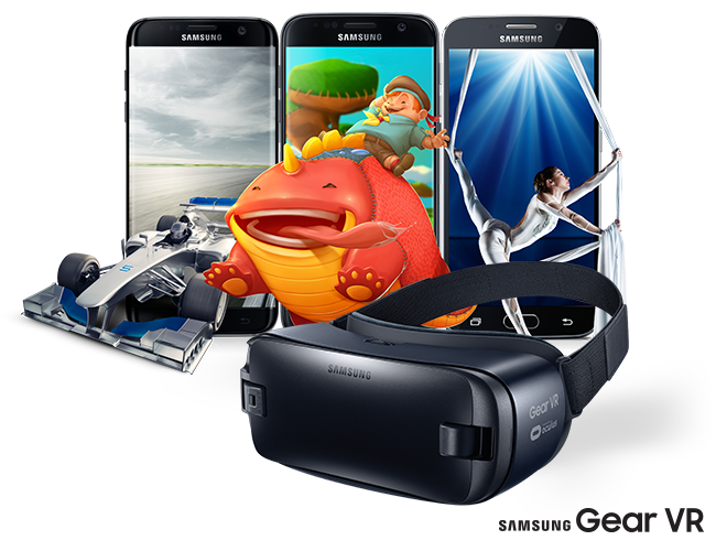 Experience VR with the best Samsung devices on Canada's fastest ranked network.