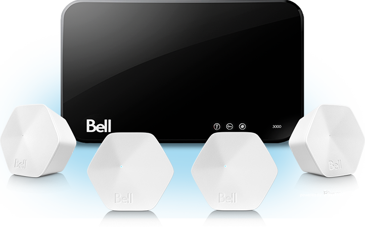 Bell Home Hub 3000 Wifi Speed
