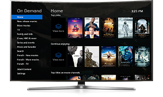 TV on demand | Bell Canada