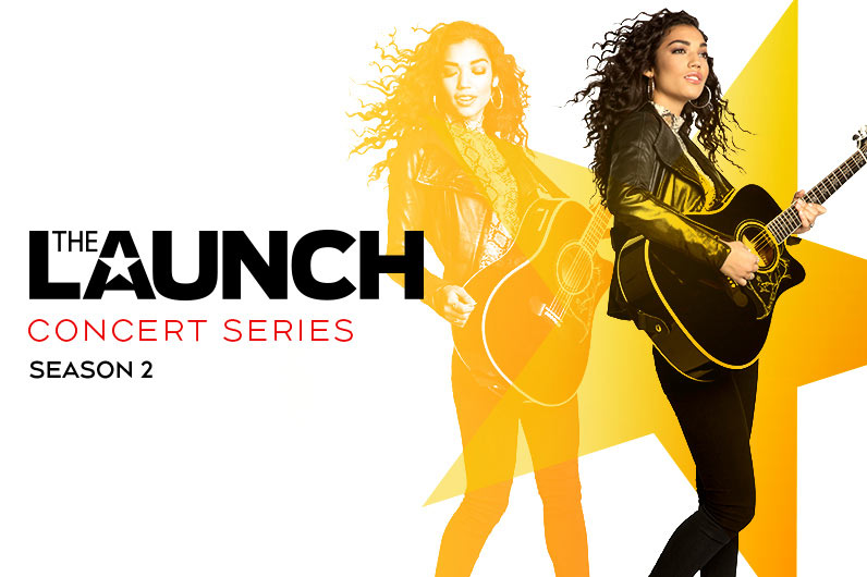 The Launch Concert series