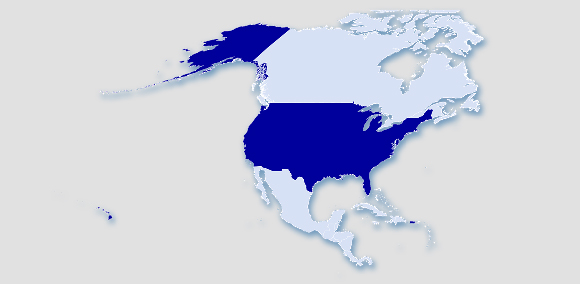 Roam Better With Bell Roam In The US For Day - Us cellular phone international map