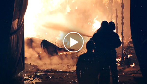 Seconds Count – Firefighters