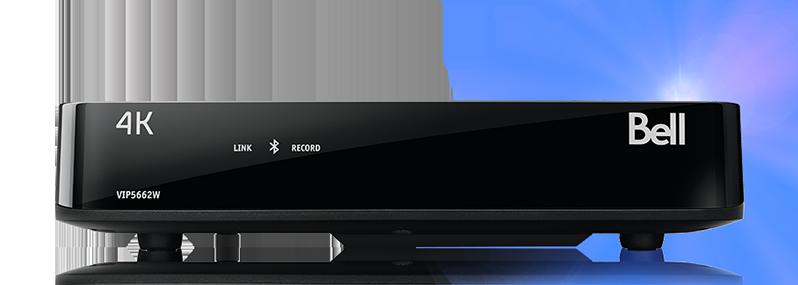 4k Receiver Fibe Tv Bell Canada