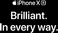 iPhone XR, brillant in every way.