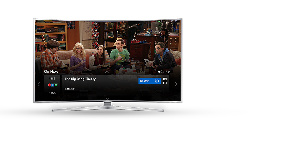 how to get wireless tv on fibe