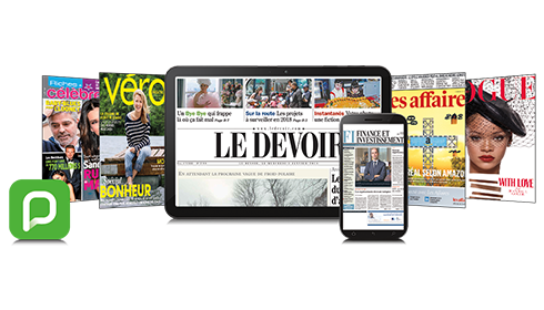 Over 7,000 publications in the palm of your hand with PressReader