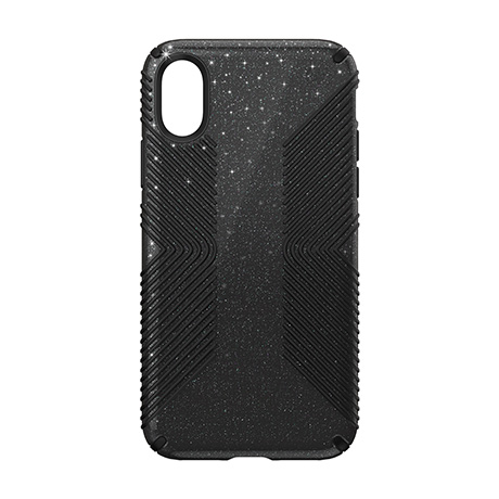 Étui Speck Presidio Grip Glitter | iPhone X et XS | Bell