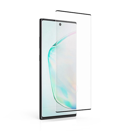 PureGear curved tempered glass screen protector for Samsung Galaxy Note 10+