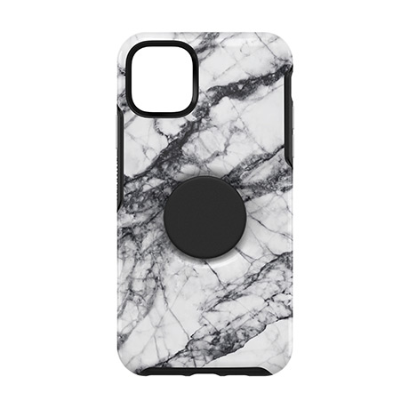 Otterbox Otter + Pop Symmetry case (white marble) for iPhone 11 Pro Max
