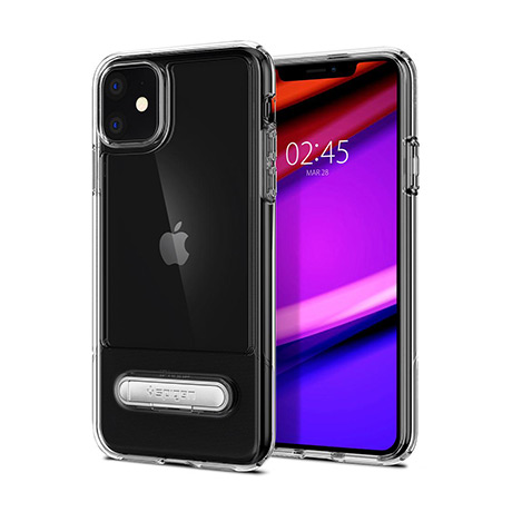 Spigen Slim Armor Essential S case (clear) for iPhone 11
