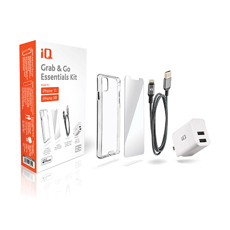 iQ Essentials Kit for iPhone 11/XR