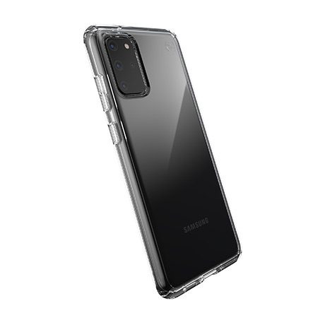 Speck Presidio Perfect-Clear case (clear) for Samsung Galaxy S20+ 5G