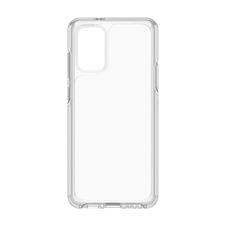 OtterBox Symmetry Clear case (clear) for Samsung Galaxy S20+ 5G