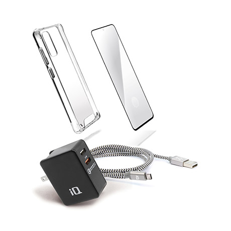 iQ Essentials Kit for Samsung Galaxy S20