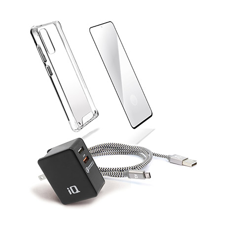 iQ Essentials Kit for Samsung Galaxy S20+