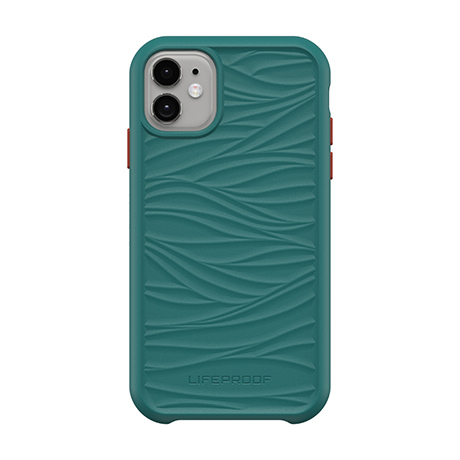 LifeProof WAKE case (green) for iPhone 11/XR
