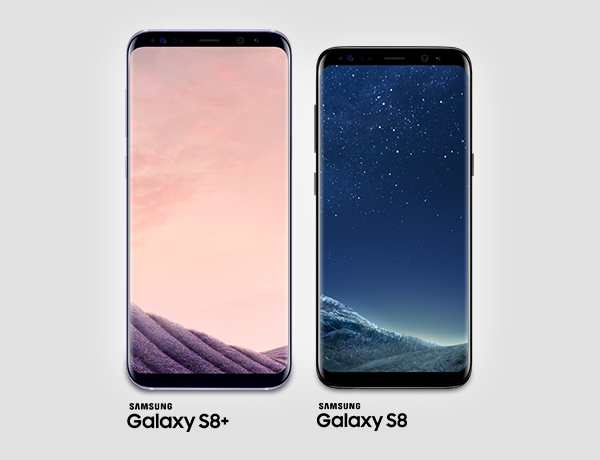 Get the Samsung Galaxy S8 and Galaxy S8+ on Canada's best national network.