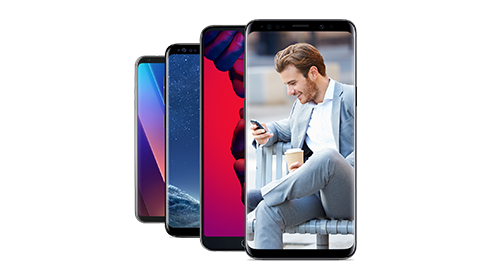 Amazing smartphones starting from $0 on Canada's best national network.