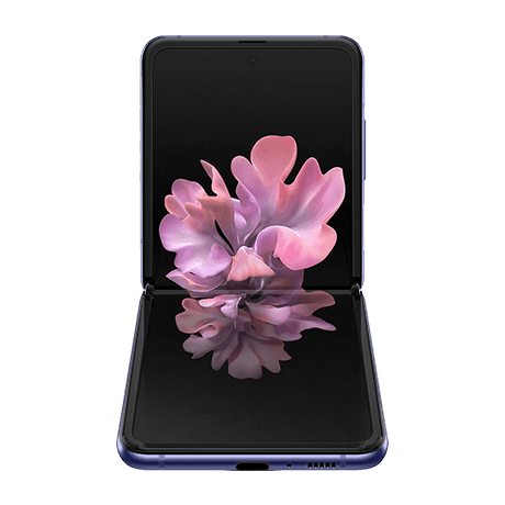 Samsung Galaxy Z Flip  - 105068 Purple  - 256GB - Default