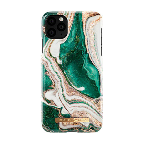 iDeal of Sweden case (golden jade marble) for iPhone 11 Pro Max