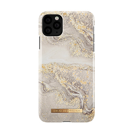 iDeal of Sweden case (sparkle greige marble) for iPhone 11 Pro Max