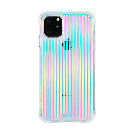 Case-Mate Tough Groove case (iridescent) for iPhone 11 Pro Max