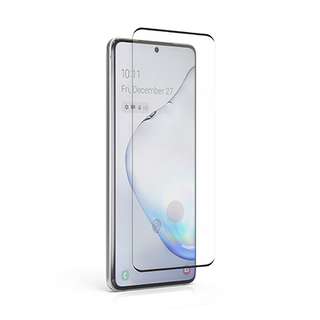 PureGear HD tempered glass screen protector for Samsung Galaxy S20 5G