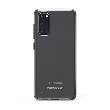 PureGear Slim Shell case (clear) for Samsung Galaxy S20 5G