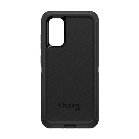 OtterBox Defender case (black) for Samsung Galaxy S20 5G