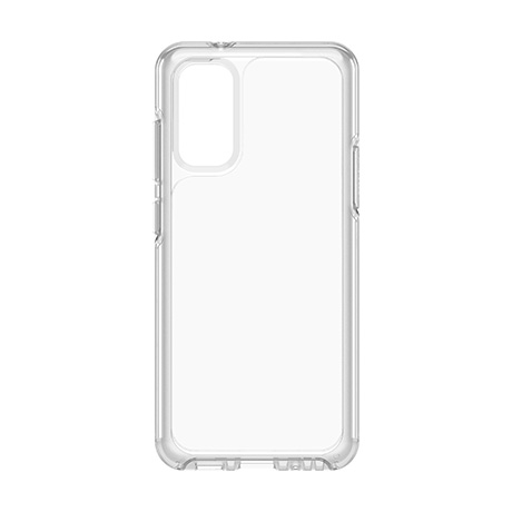 OtterBox Symmetry Clear case (clear) for Samsung Galaxy S20 5G