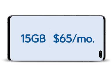 Unlimited data