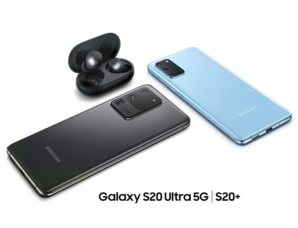 The Samsung Galaxy S20|S20+|Ultra 5G. Even better on
