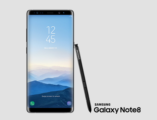 Get the Galaxy Note8 on Canada's best national network.