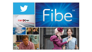 Fibe TV can do what cable can't.