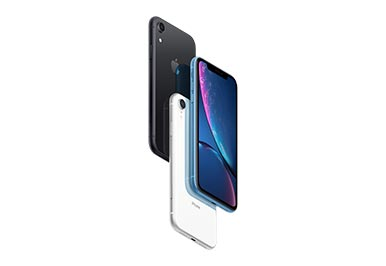 Bell. The best network for iPhone XR