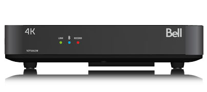 Receivers Hd Recorders And 4k Fibe Tv Bell Canada