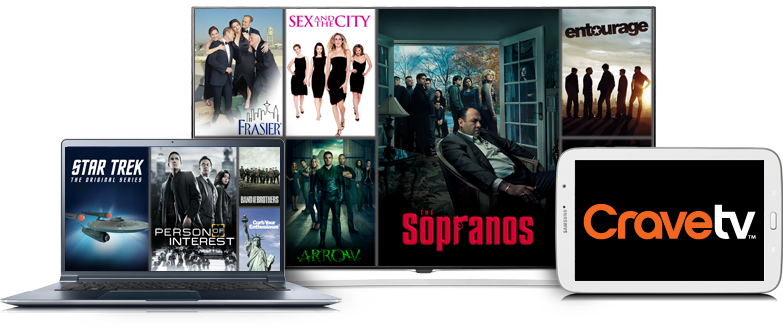 The best on demand streaming service is here.