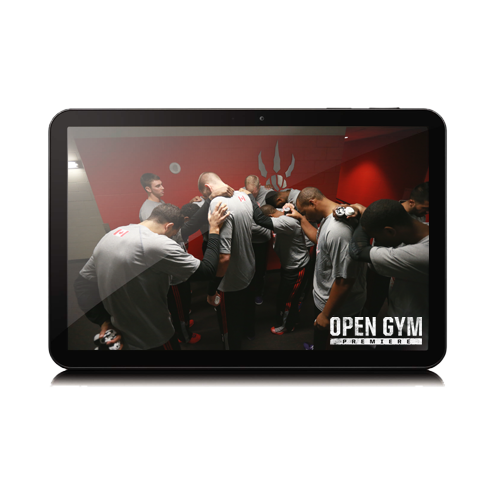 Watch Open GymTM Premiere, now on the Bell TV app.