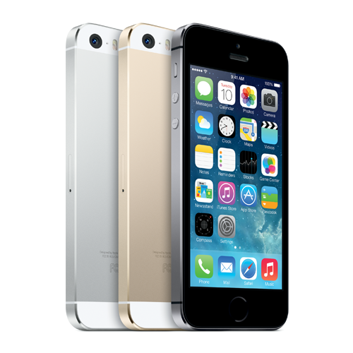 Enjoy iPhone 5s on Canada's largest LTE network.