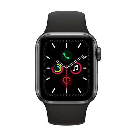 Apple Watch Series 5 - Aluminum case