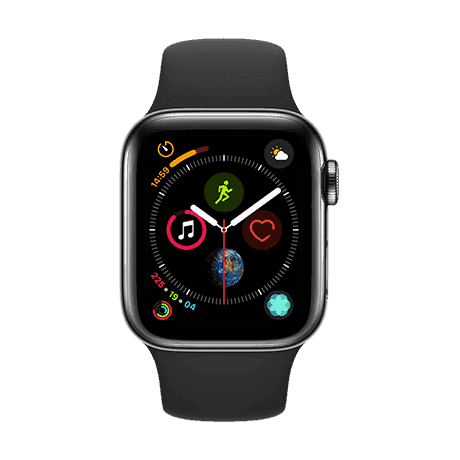 Apple Watch 4 - Stainless Steel