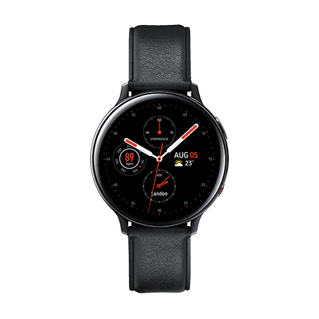 Samsung Galaxy Watch Active2 44mm – Stainless Steel